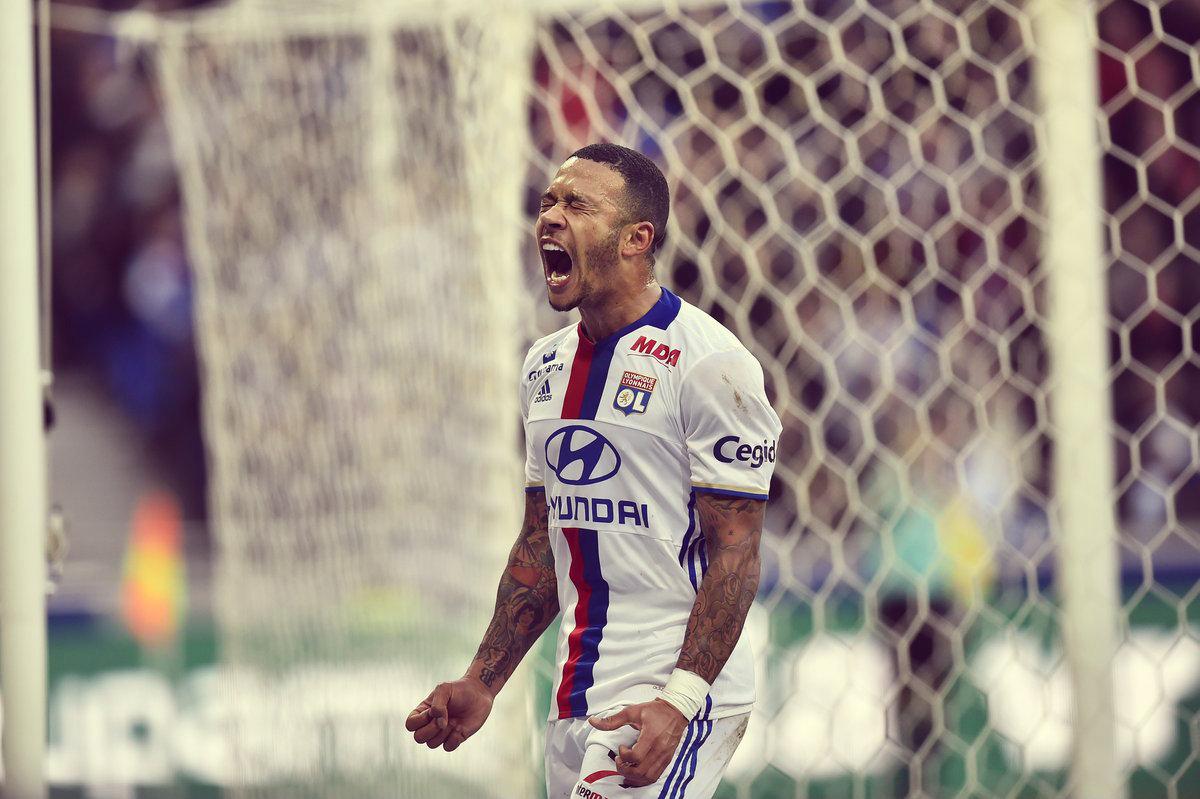 Memphis Depay Yang Hidup Kembali Bersama Lyon Ligalaga