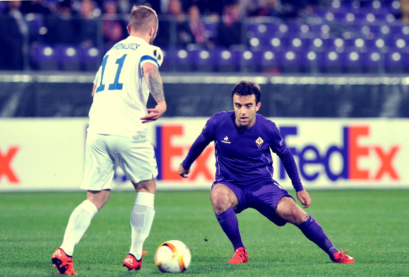 Giuseppe Rossi Digoda Cedera Dan Berakhir Di Genoa
