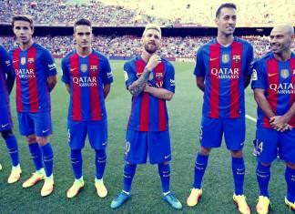 2bdd04e4f6 Daftar Nama Pemain Barcelona Musim 2018 2019