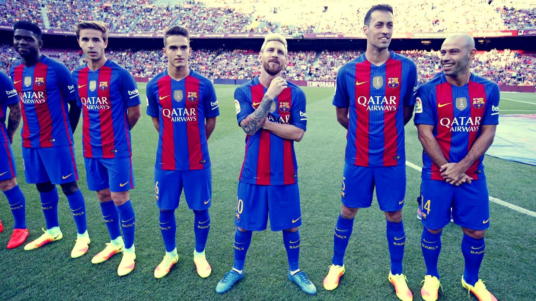 Daftar Nama Pemain Barcelona Musim 2018 2019 Ligalaga