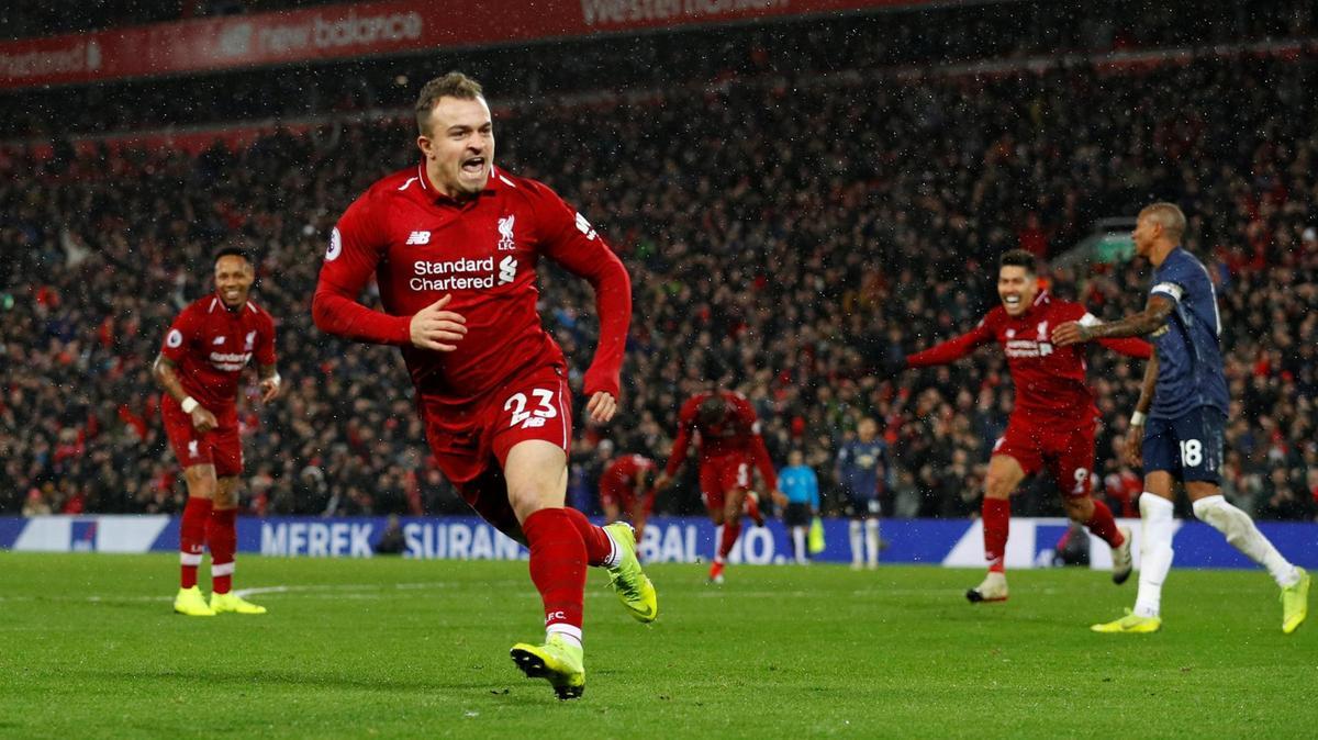 Liverpool Yang Mungkin Jadi Tempat Terbaik Untuk Xherdan