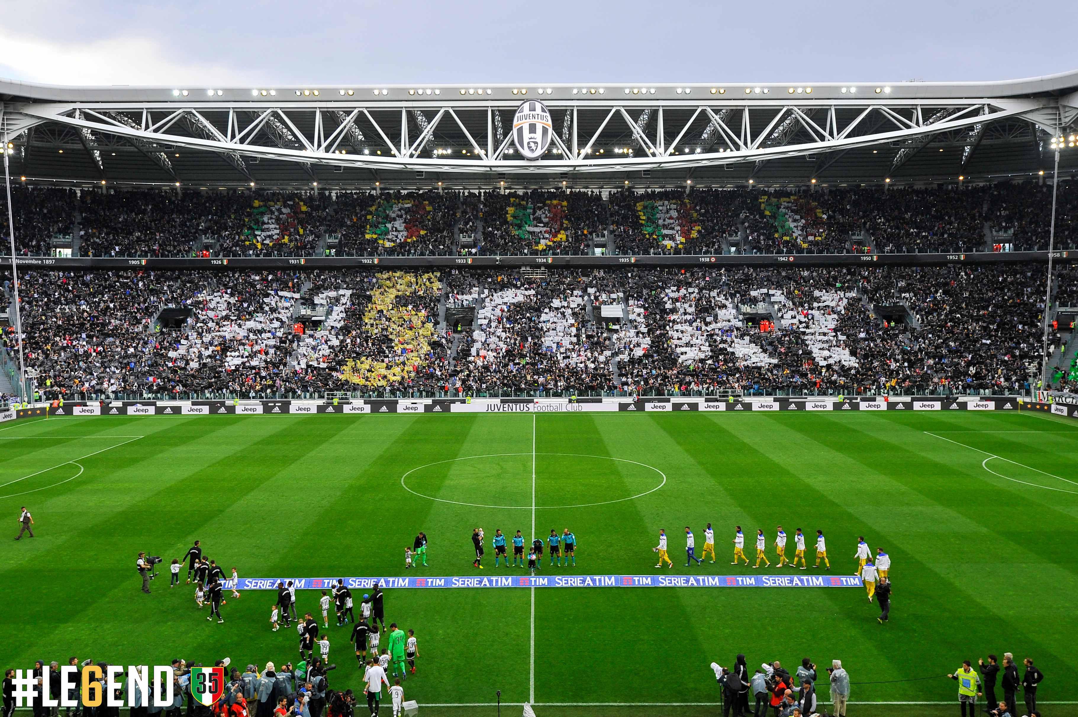 20 Fakta Juventus Stadium Ligalaga