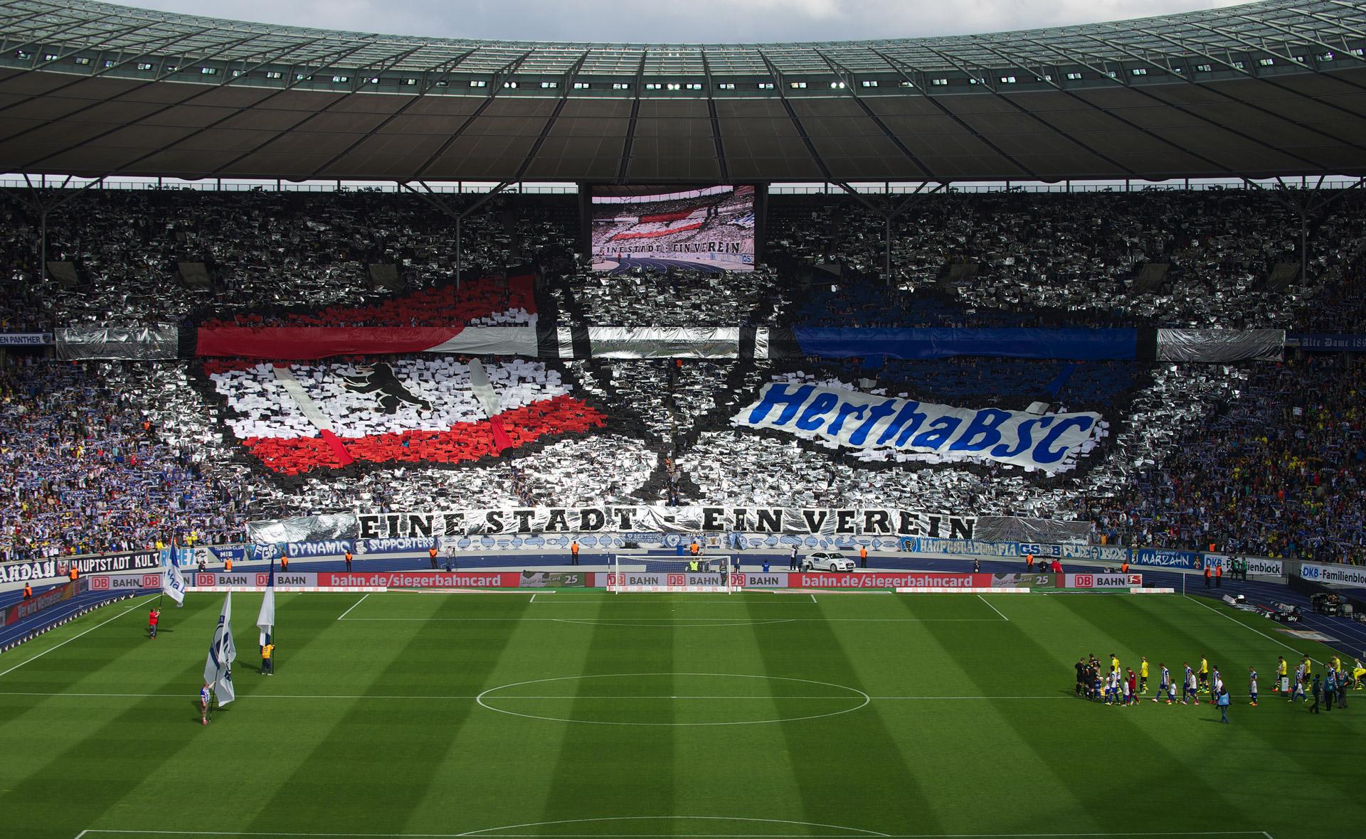 Hertha vs Union Berlin: Rivalitas Tahu Batas - Ligalaga