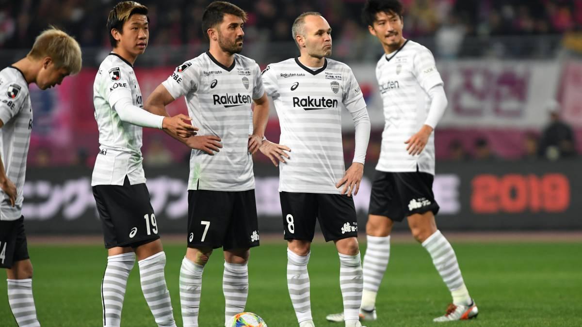 Vissel Kobe Rasa Argentina - Ligalaga