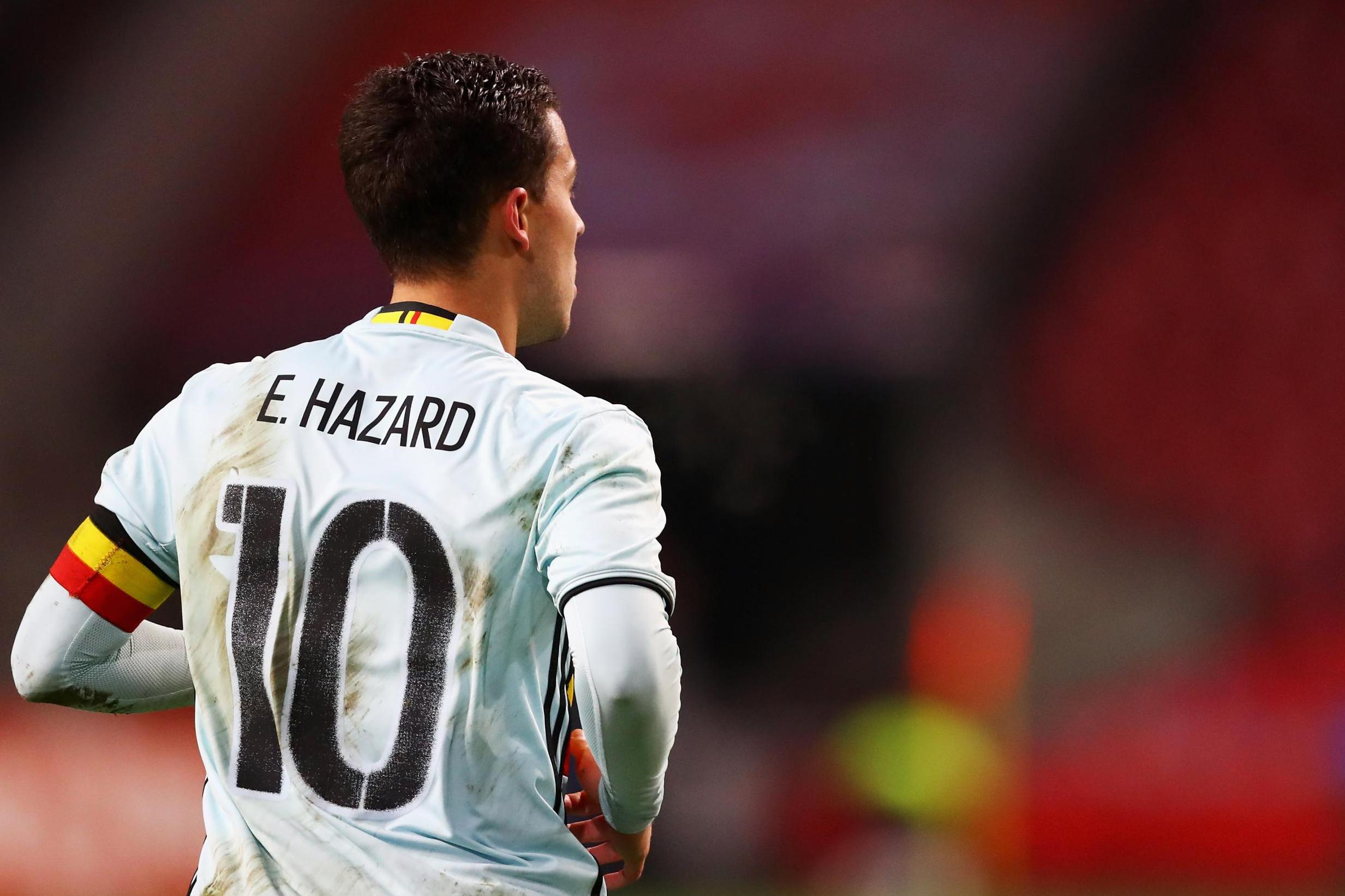 Eden Hazard Dan Drama Nomor 7 Real Madrid Ligalaga