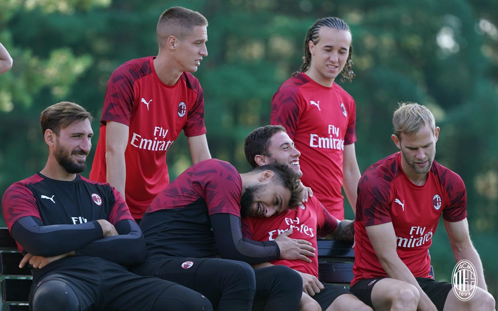 Daftar Nama Pemain AC Milan Musim 2019 2020 Ligalaga