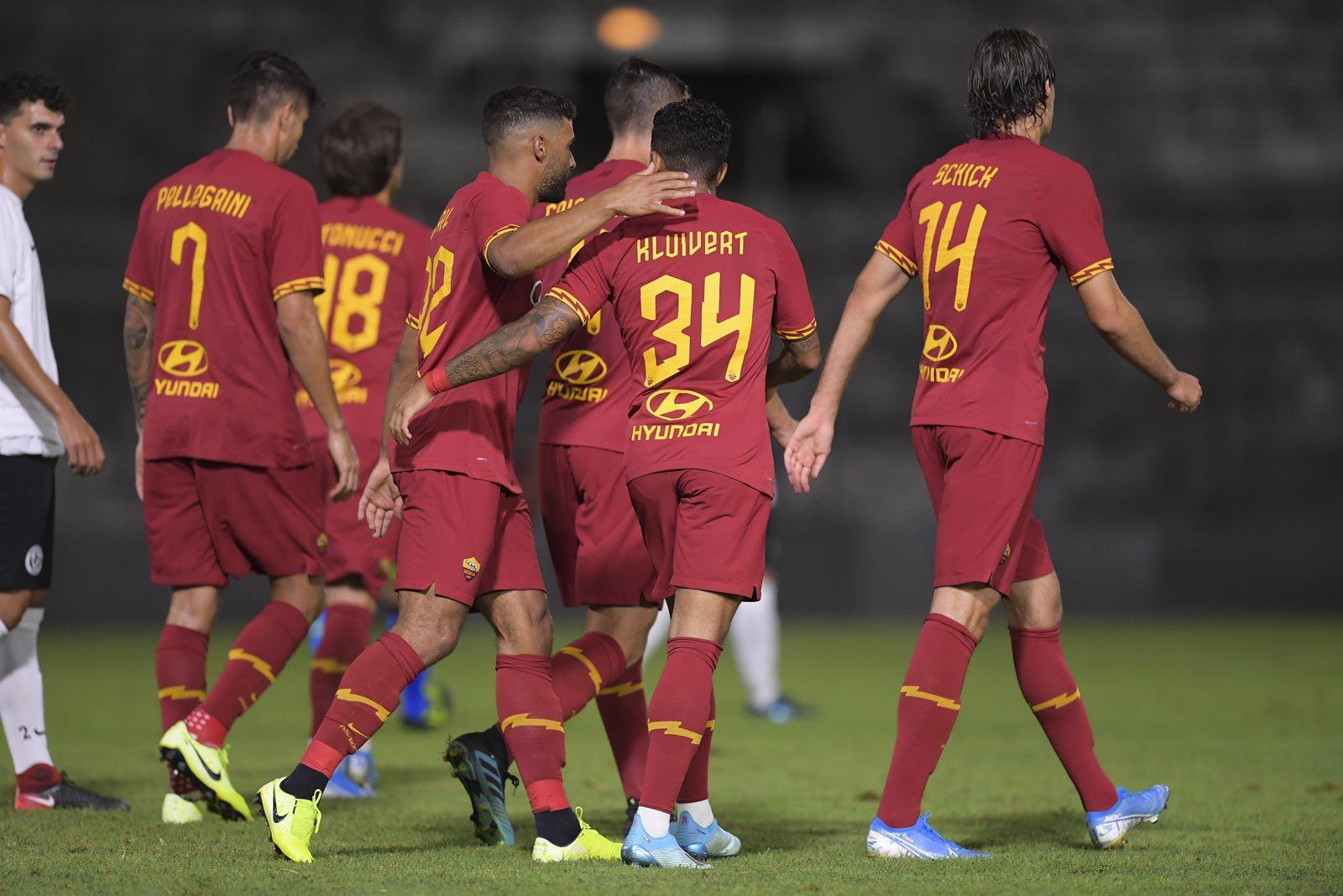 Daftar Nama Pemain AS Roma Musim 2019 2020 Ligalaga