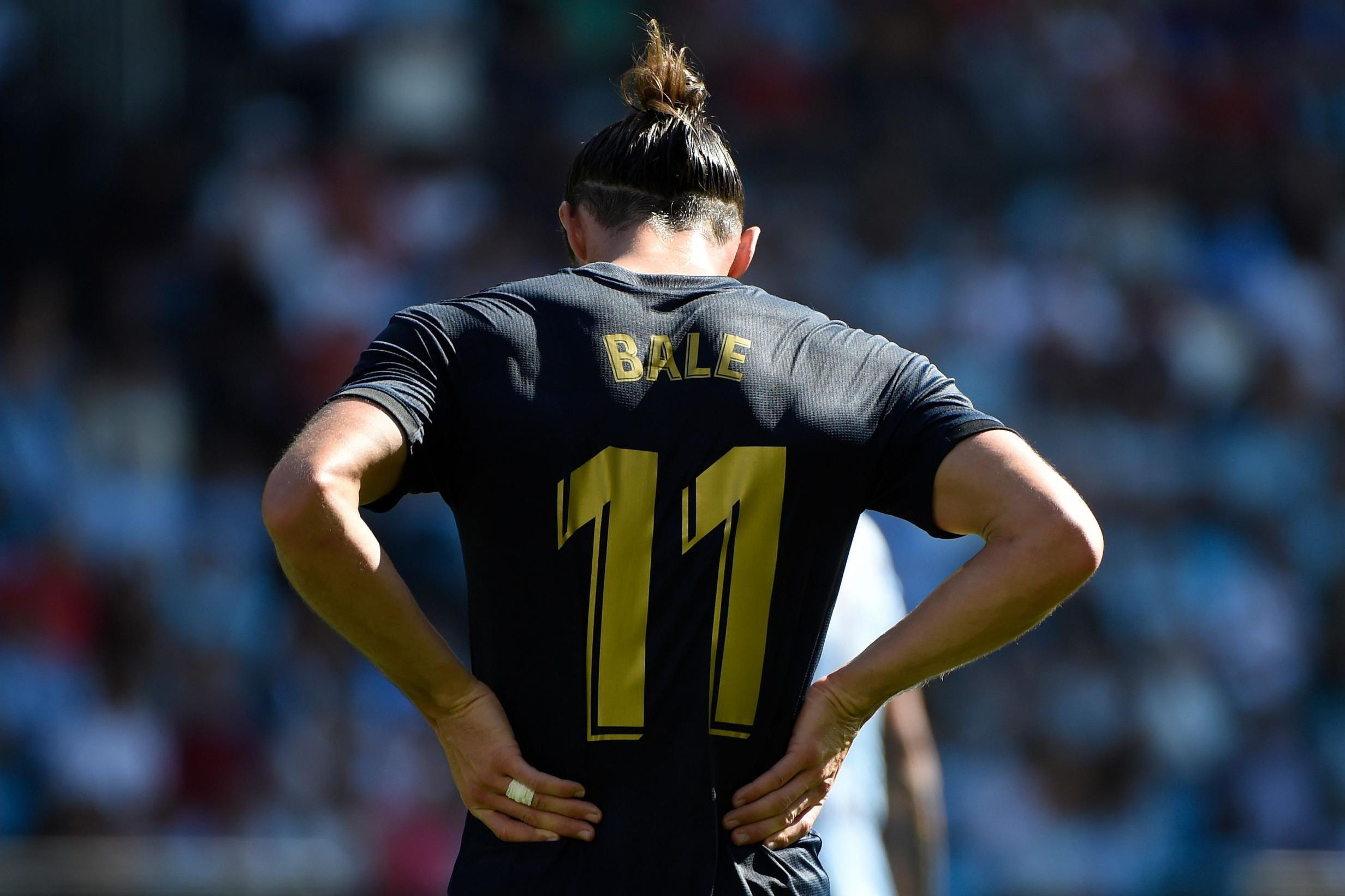 Marahlah Gareth Bale Ligalaga