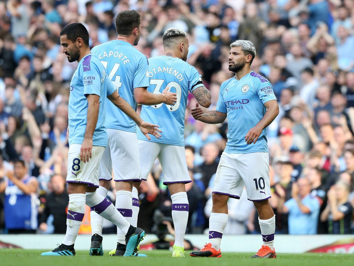 Foto Pemain Manchester City 2019