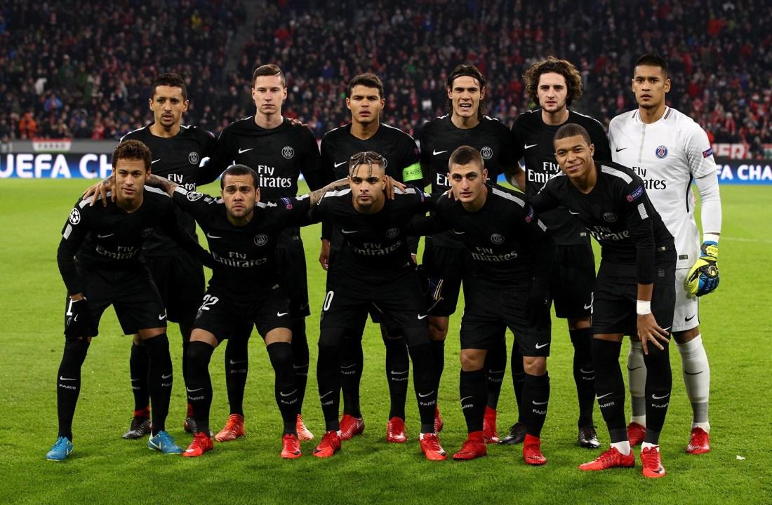 Daftar Nama Pemain Paris Saint Germain Musim 2019 2020