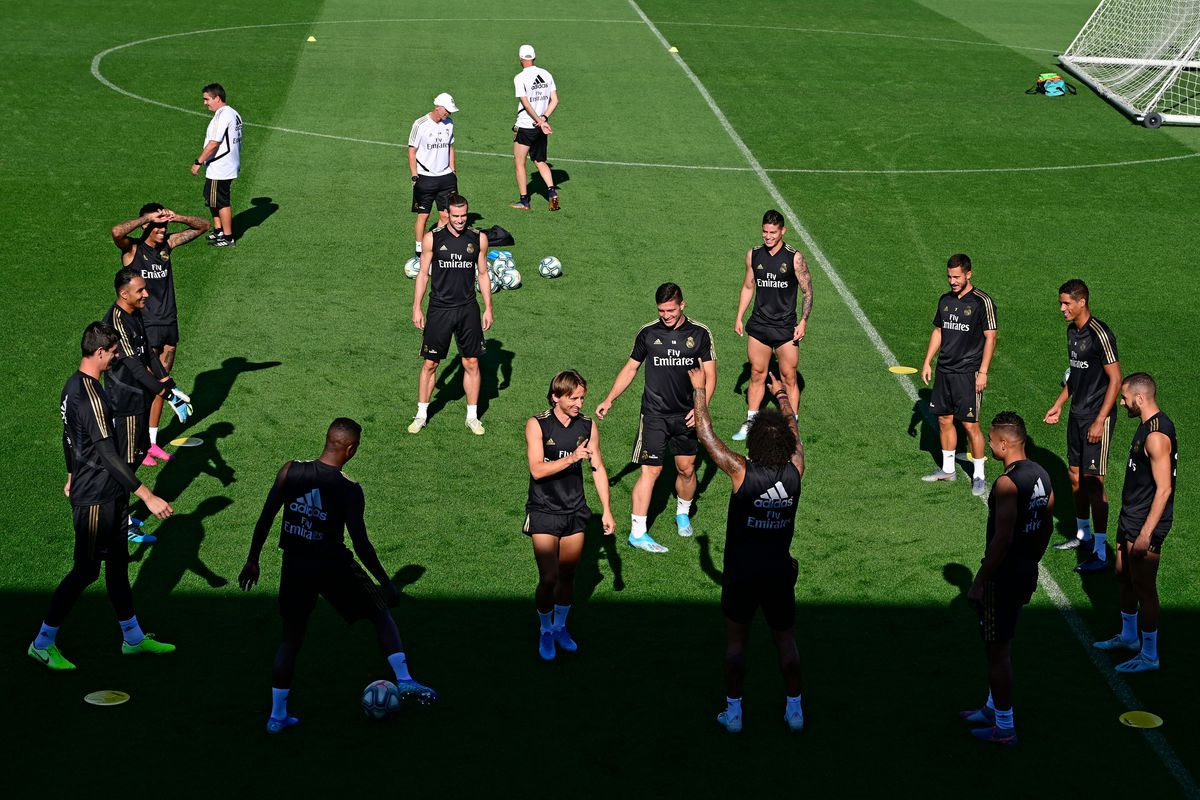 Daftar Nama Pemain Real Madrid Musim 2019 2020 Ligalaga
