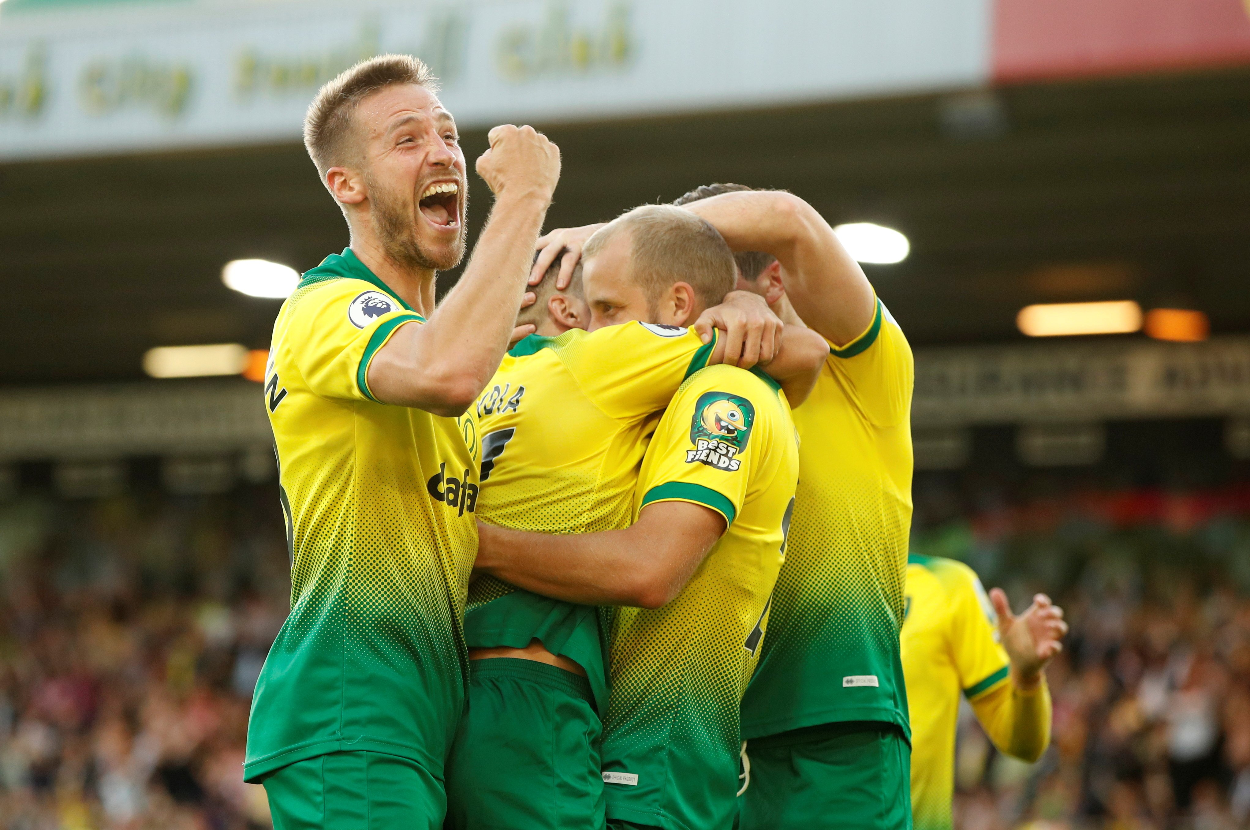 Norwich City 3 2 Manchester City Kejadian Langka Di Premier