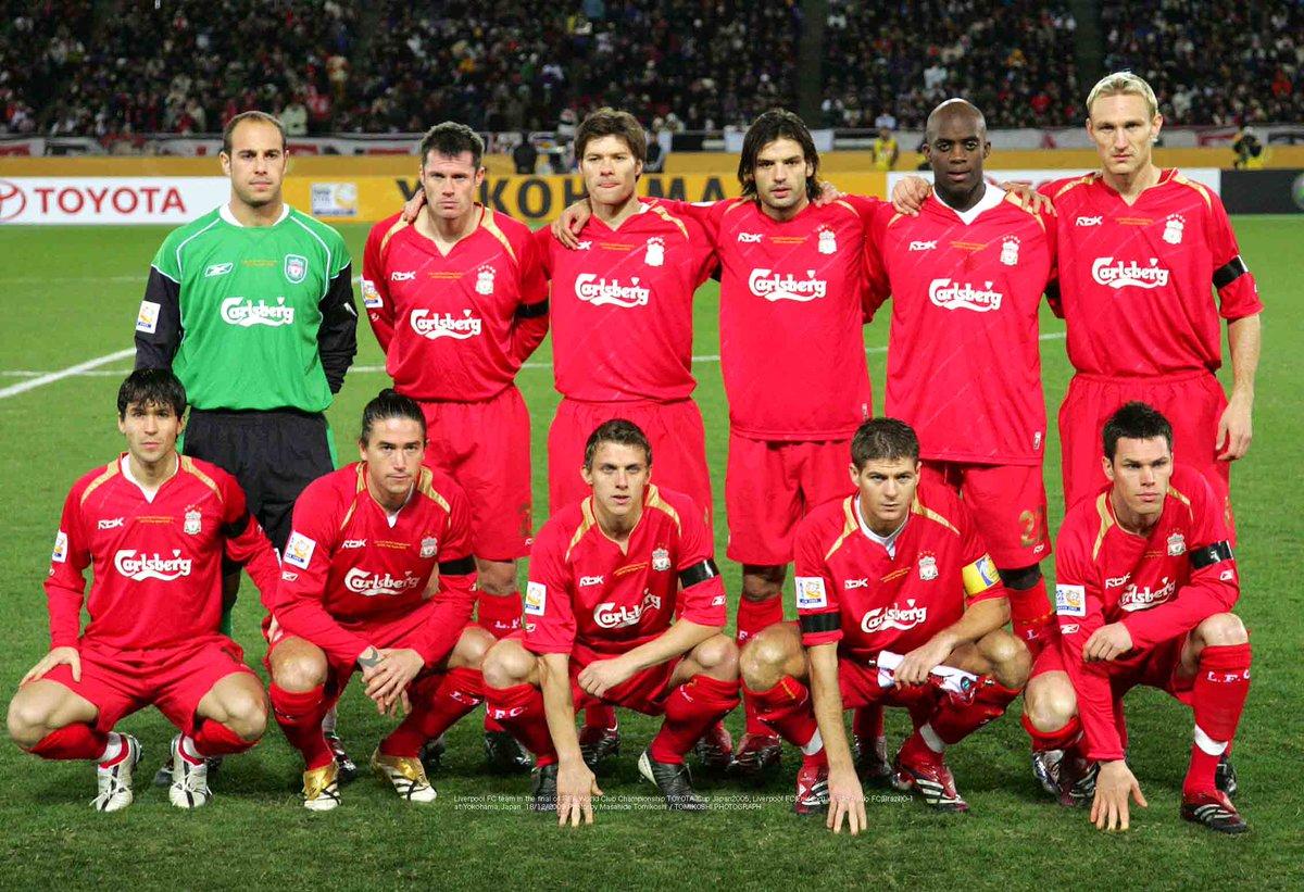 Liverpool Dan Kenangan Buruk Piala Dunia Antarklub 2005