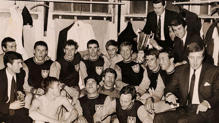 Ketika West Ham United Menjadi Juara Eropa - Ligalaga