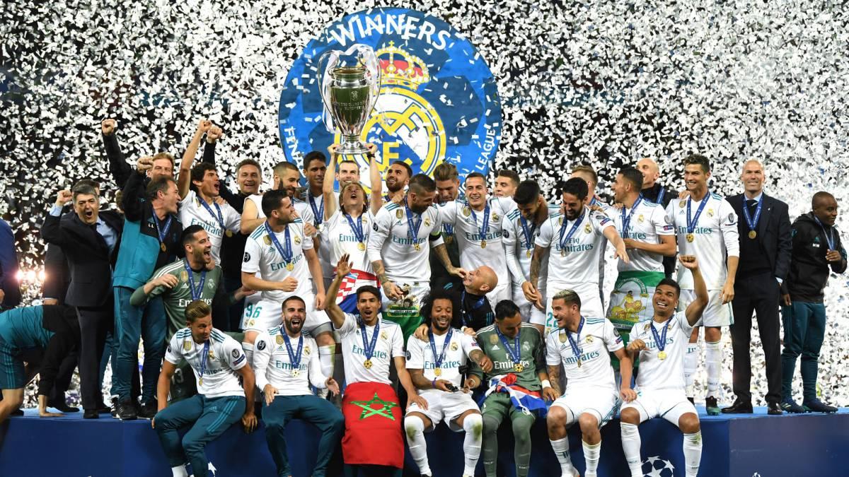 Daftar Klub Juara Liga Champion Eropa Terbanyak Youtube