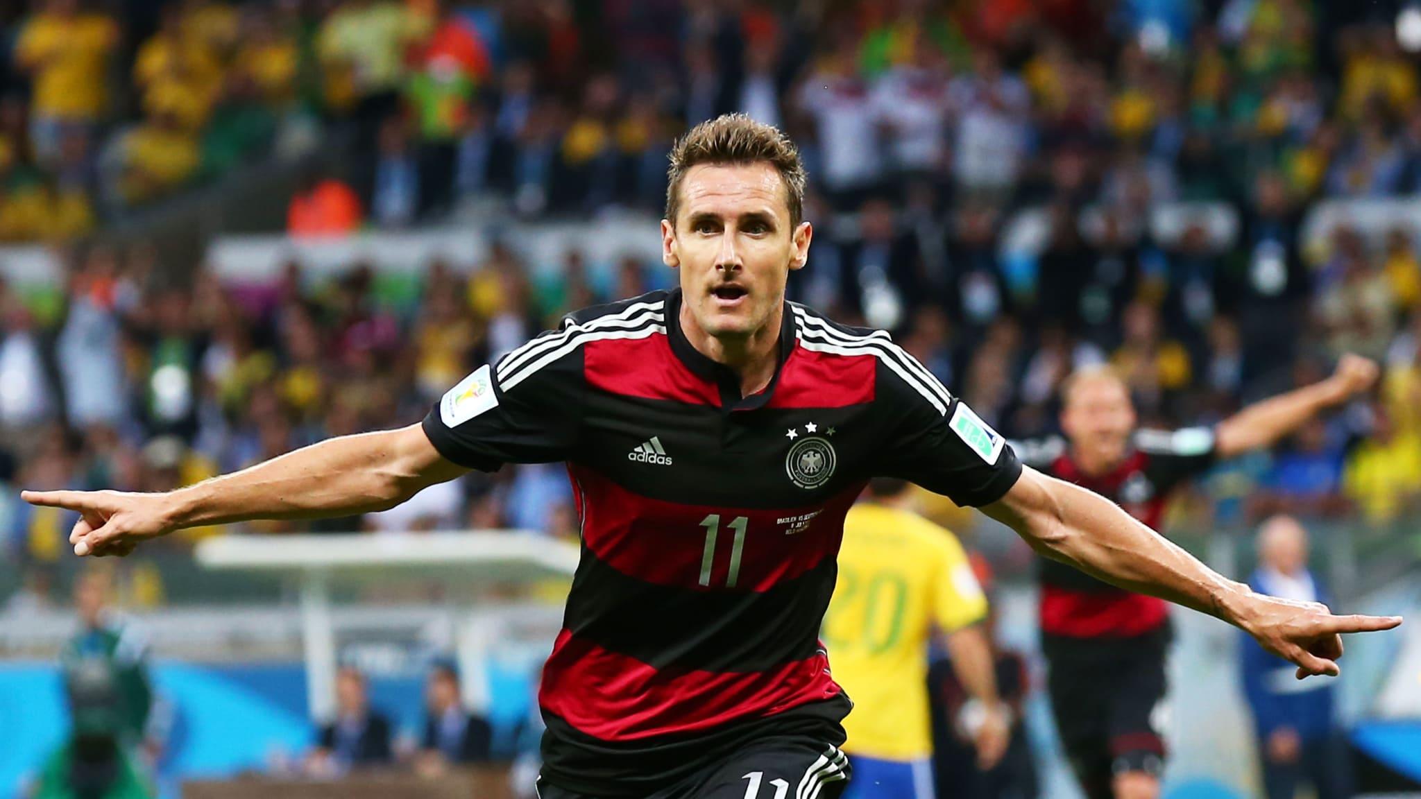 Kisah-Kisah Menarik Miroslav Klose - Ligalaga