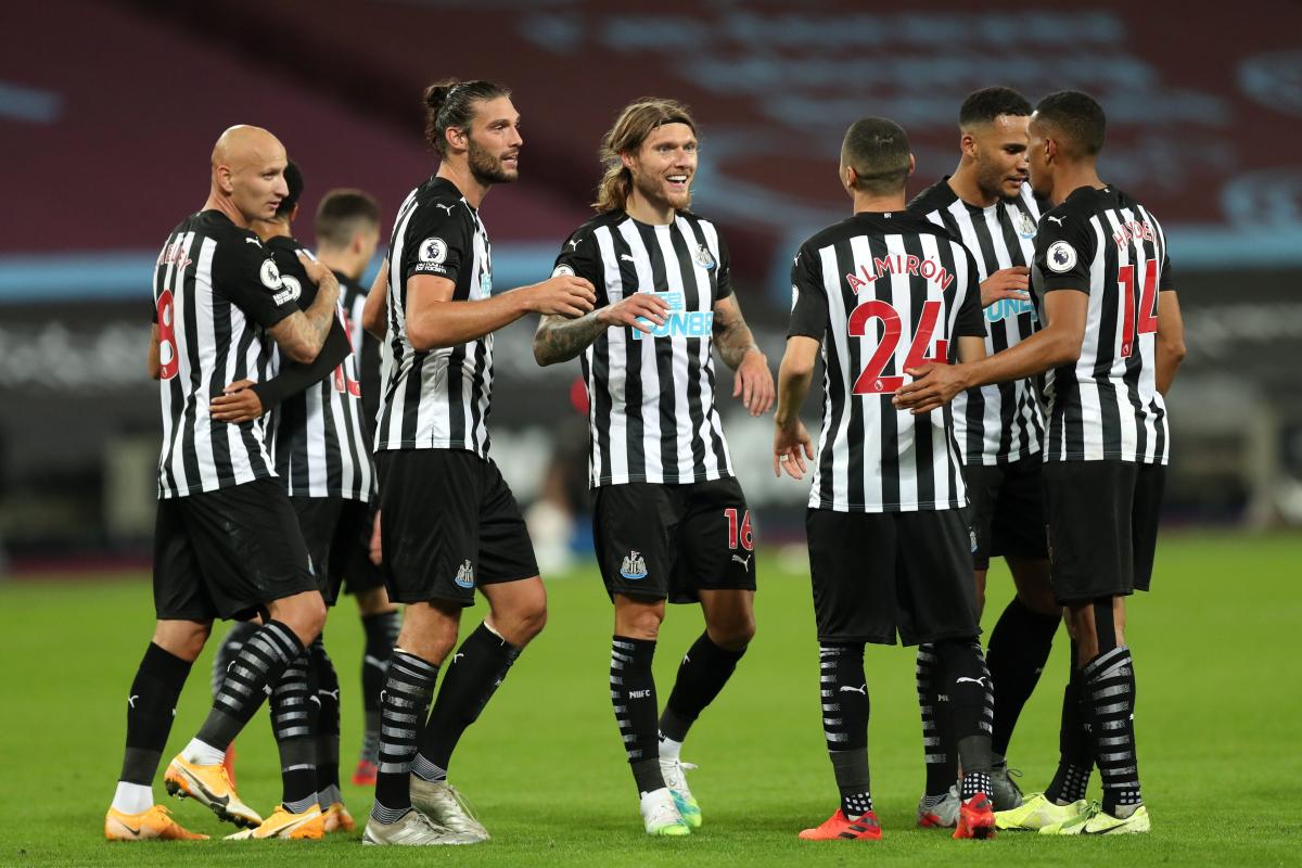 Daftar Nama Pemain Newcastle United 2020/2021 - Ligalaga